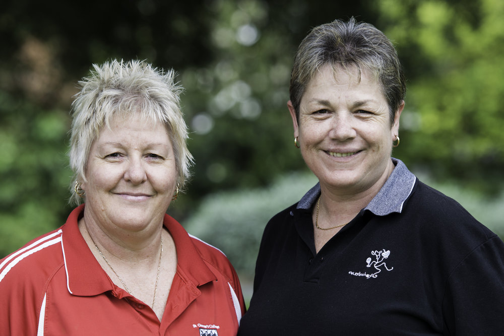 Leanne McLachlan and Colleen Lucas    Hospitality