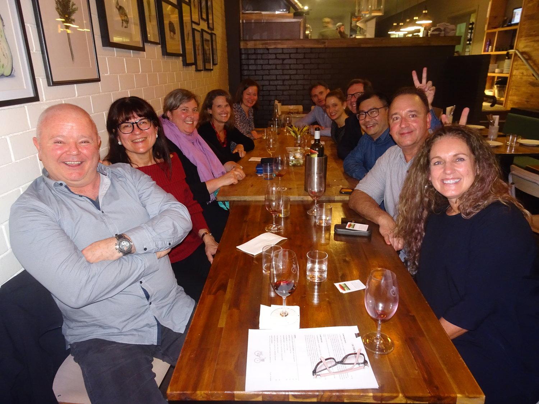 Georgian Dinners in Dunsborough and Bunbury — St George's