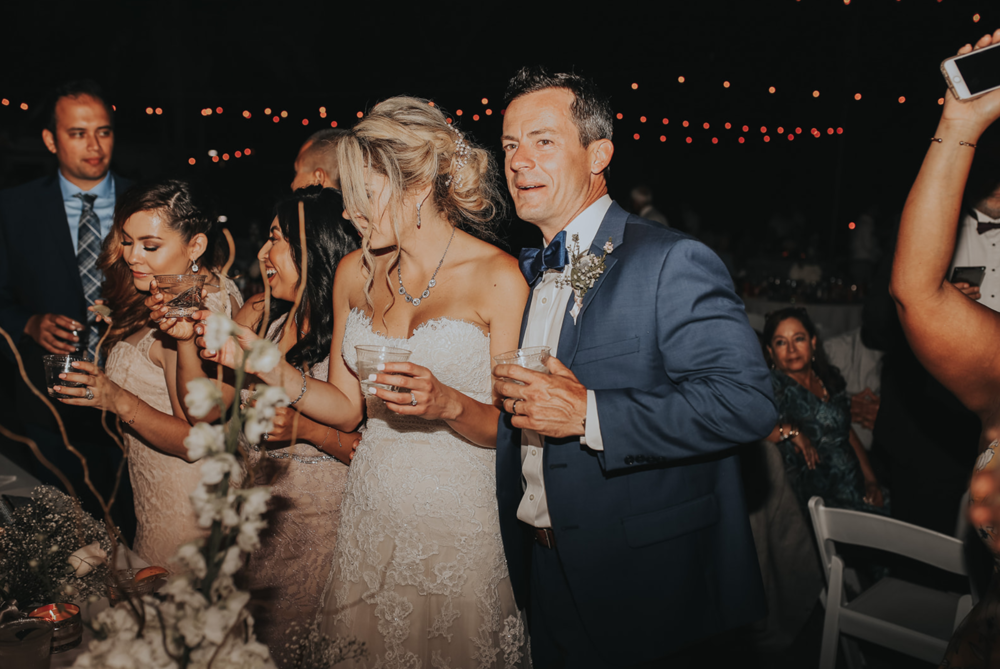 We love the Rancho Sante Fe / Solana Beach area. Wether you are getting married at a private residence or at one of the many beautiful venues we have the experience to handle your unique, beautiful, and fun wedding. -