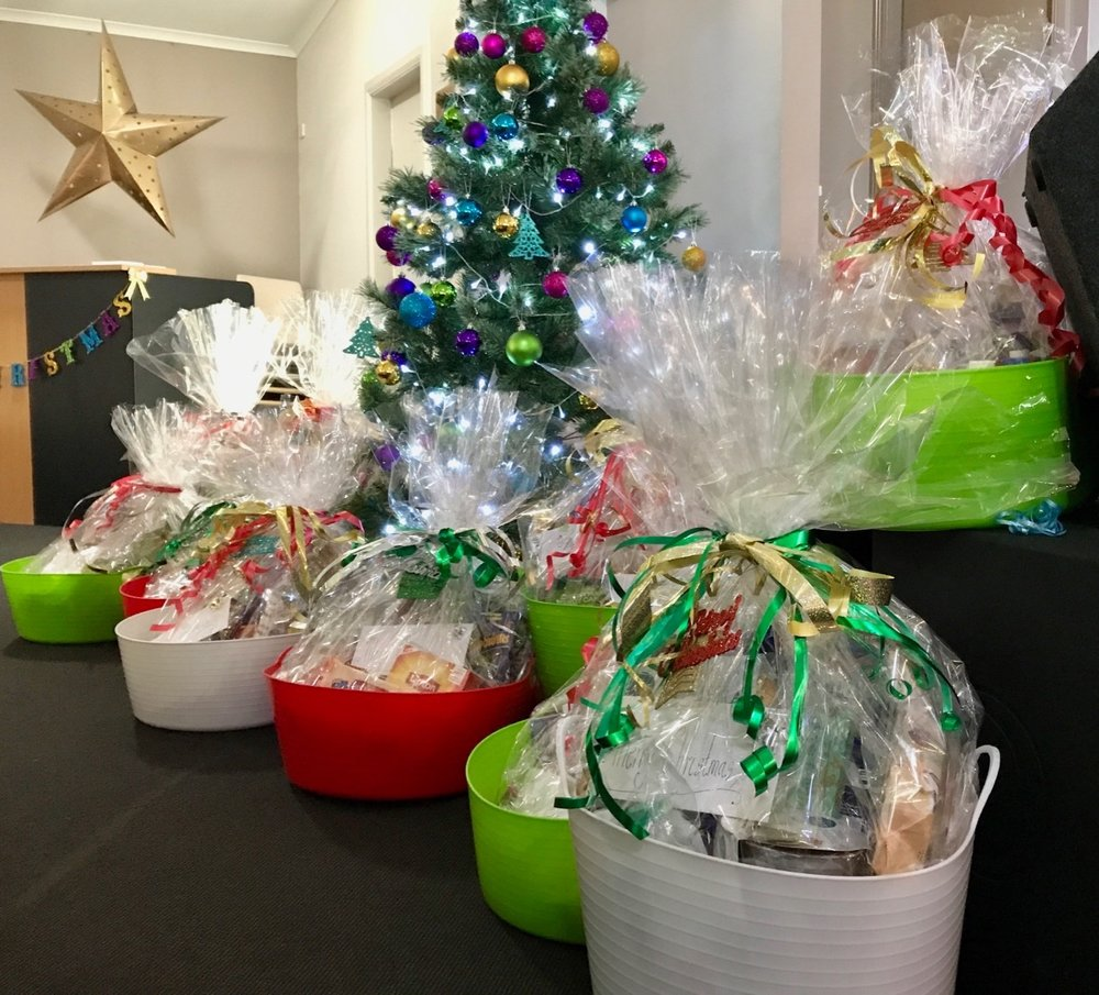 Christmas Hampers @ Grace Church