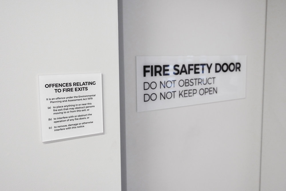 Fire Door Sis
