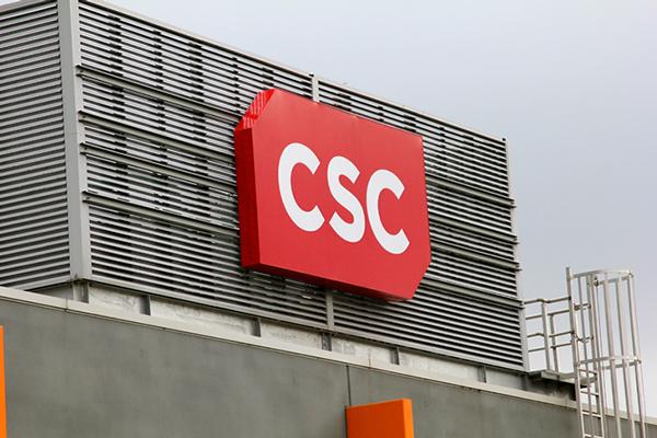 CSC - 3D Sky Sign