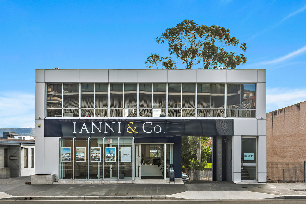 Ianni & Co Property - Building Signs