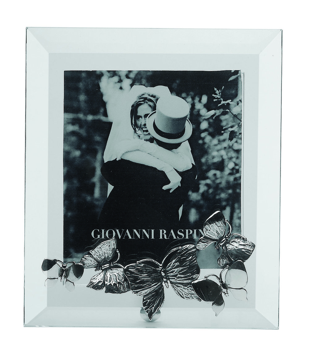 Giovanni Raspini Frame with Sterling Silver Butterflies.jpg