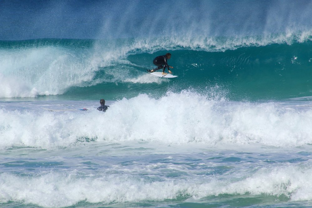 Margaret River is a mecca for some of the worlds best surfing spots