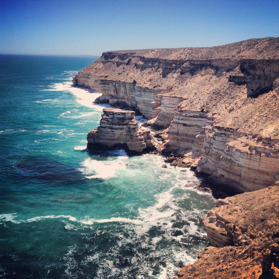 Kalbarri's coastal cliff walk is the best way to take in the stunning scenery