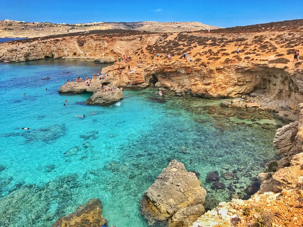Malta is a stunning island nation boasting beautiful landscapes, thousands of year of history and a lively culture.  Image: @mermaid_tales_adventure
