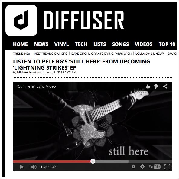 Diffuser | January 2015