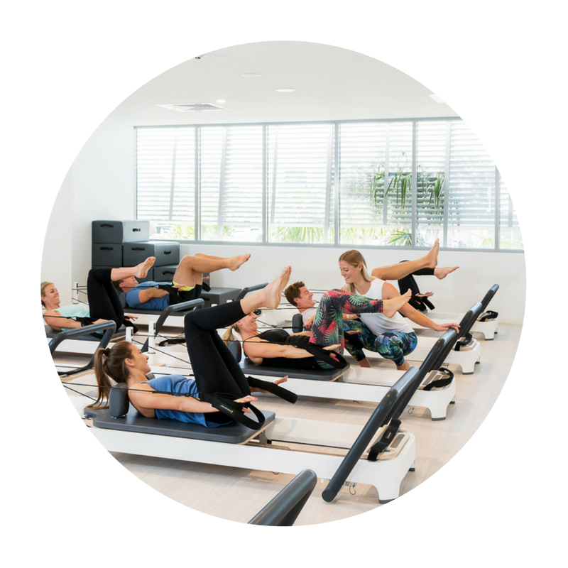 CGM Pilates Classes