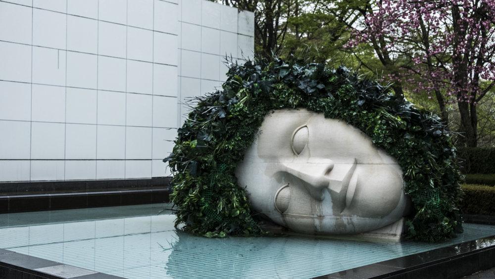 Sculpture in Hakone Open Air Museum