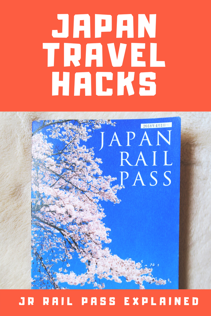 apan Rail Pass explained plus more Japan travel hacks! Some of your expat friends might have suggested a Japan Rail Pass or maybe you've come across the term whilst googling. You probably have a multitude of questions like; what is a Japanese Rail Pas?  how do you use a Japan rail pass? Where do I get one? Is a Japan rail pass worth it? Well, I'm here to answer all those questions & more!