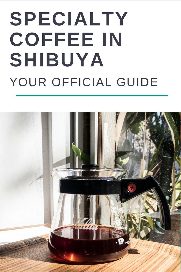 shibuya specialty coffee
