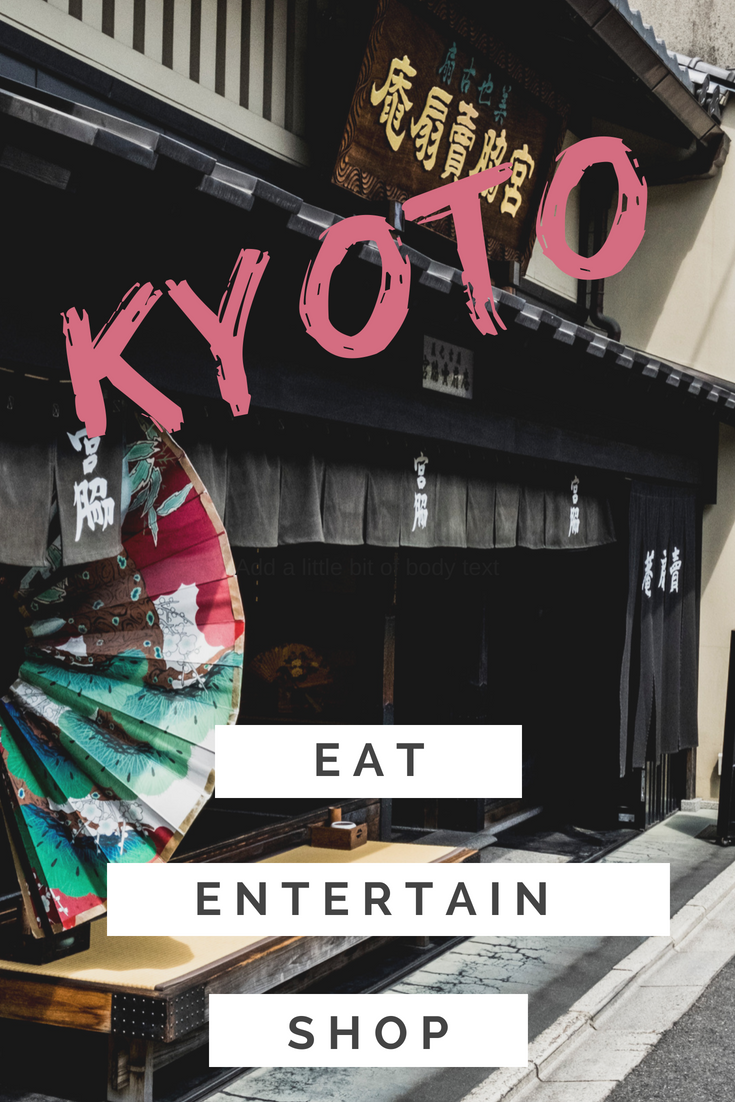 In this blog post I show you the best places in Kyoto to shop, eat & see some traditional arts & crafts. Sip on some sake from a vending machine or climb Mt. Inari. There is is so much to see and do in Kyoto Japan.