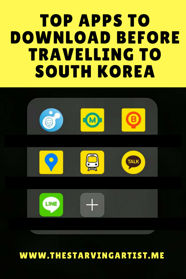 The best apps to download before you go to South Korea. These apps will help ease headaches, save time & help you while you travel through South Korea. You will be navigating like a local in no time. Korea Expat travel tips.