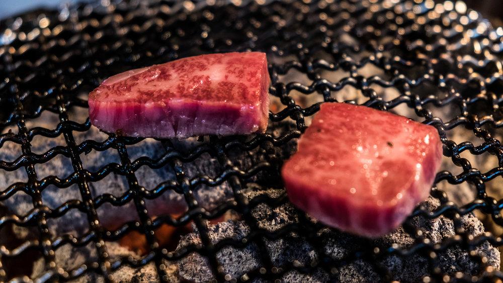 Delicious Kobe beef Japan