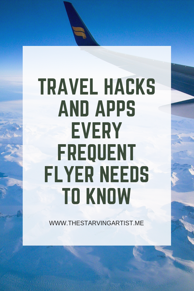In this blog I want to share with you a few apps and travel hacks that every frequent or not so frequent flyer should know. These apps and airport hacks will help streamline the time you spend at the airport; so you can get to the boarding gate and up in the air faster. Hassle free flying. Airport travel tips.