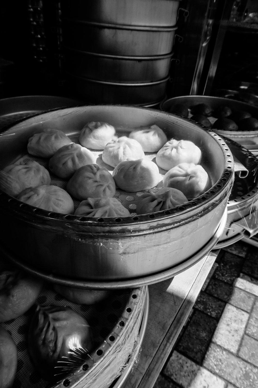 Mandu Korean dumpling