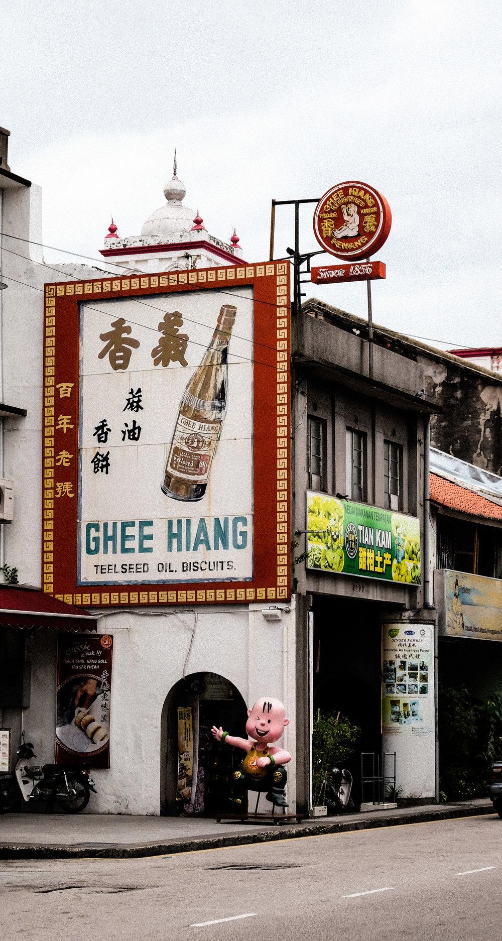 Penang street photography Malaysia