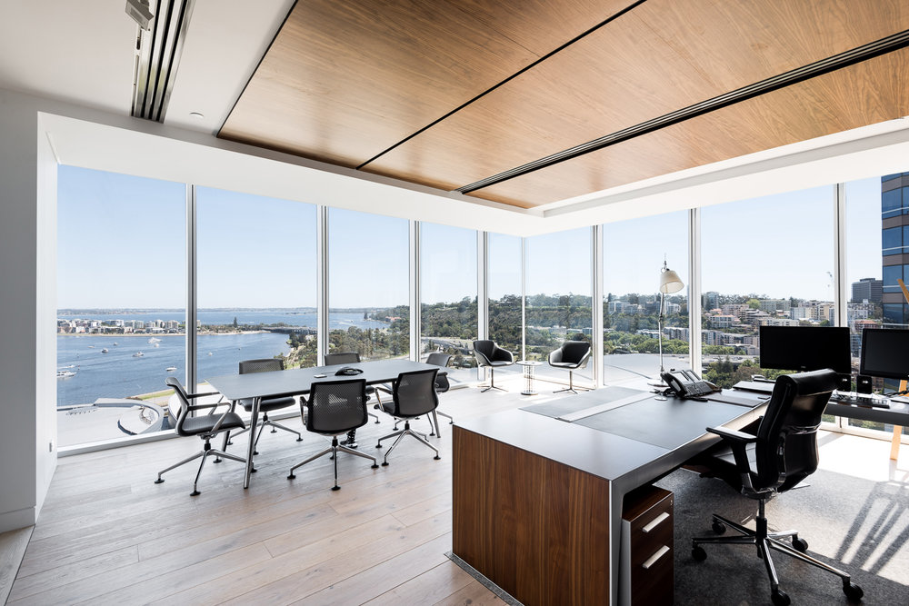 Wesfarmers Head Office - HASSELL | Antique Whitewash