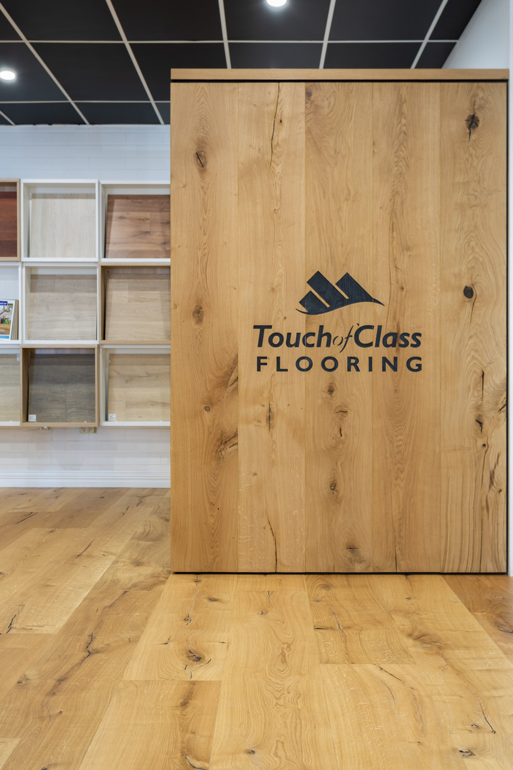 Touch of Class Showroom