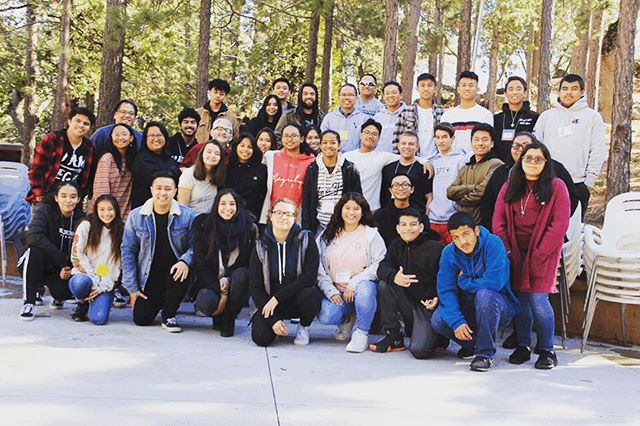 January's already over?! Take us back to retreat please!! 😭 we can't help but feel excited for this group of young, spirited, inspiring, and strong students. They only have a few more months to go until their Confirmation Day!!!
