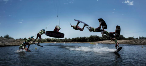 Waterfront Wakeboard and Aqua Fun Park  'Members Only' benefit packages will be available once the Wakeboard and Aqua Fun Park open.