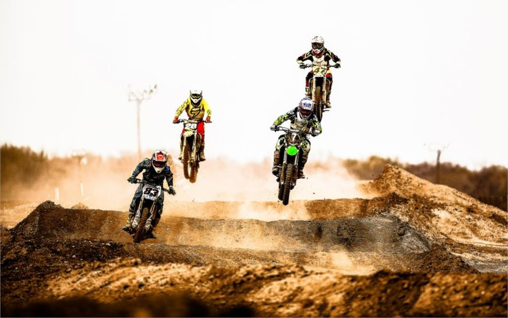 Motor Cross Club – From pee wees to adults, enjoy the benefits of a club only motocross track.