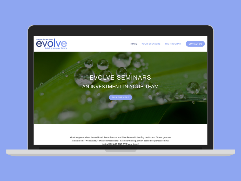 Evolve Wellness