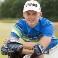 Jordan Wrisdale  Caddie: Steve Brotherhood  Boston GC  Professional Golfer