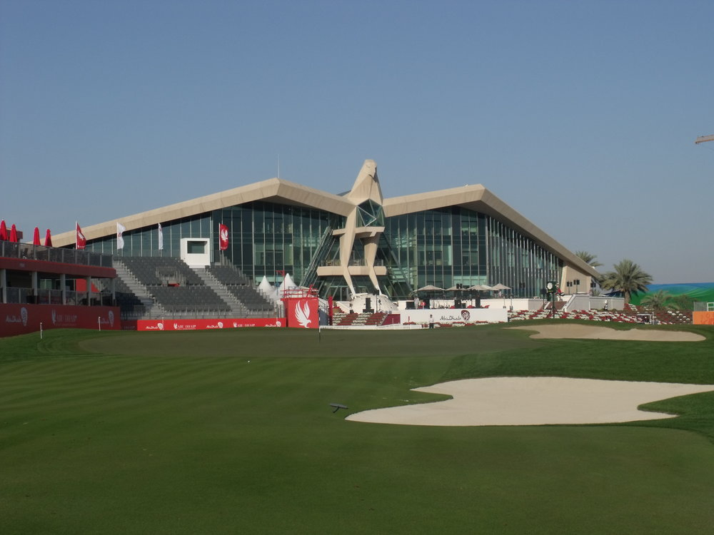 Abu Dhabi Club House