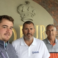 Had Trentfield  Caddie Terry Mundy  Woburn Golf Club  Handicap before experience 1