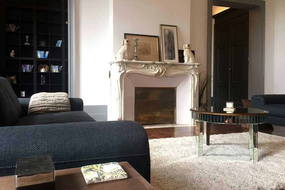 Chateau JAC Drawing Room - Luxury chateau rental