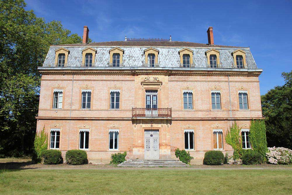 Chateau JAC - French chateau for rent