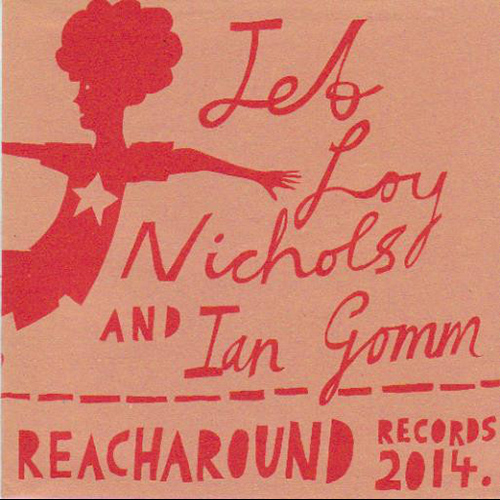 Kick A Ball w Ian Gomm / 2012 (Reacharound)