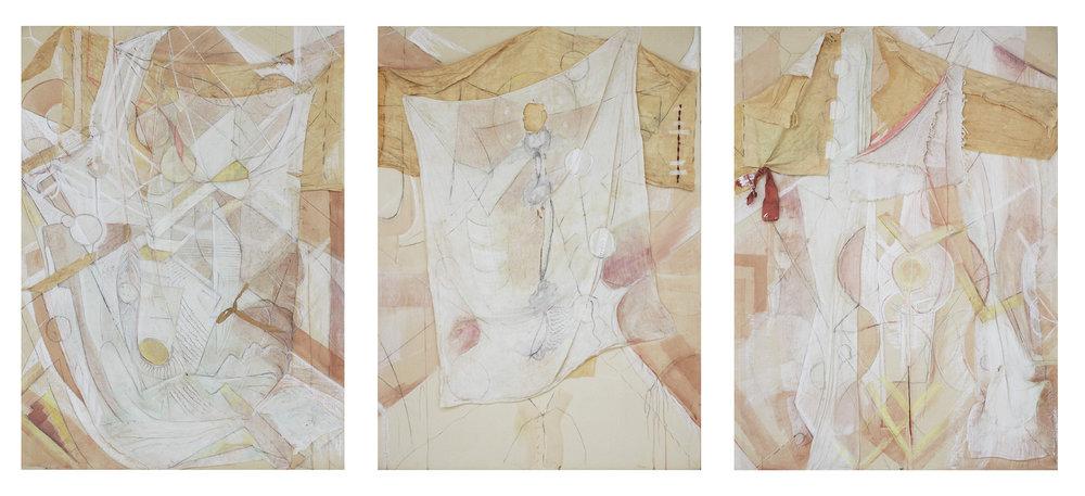 Triptych X, by Suki Jobson