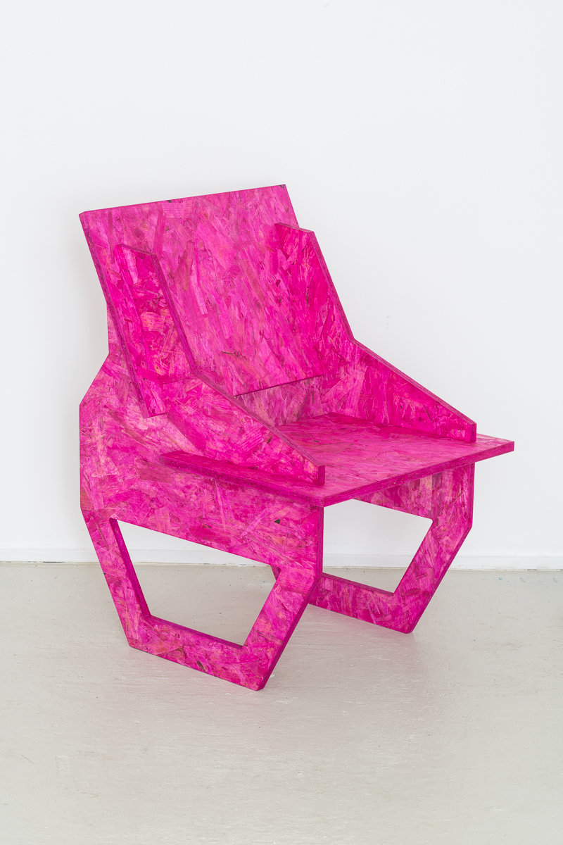 Studio Chair (Pink)