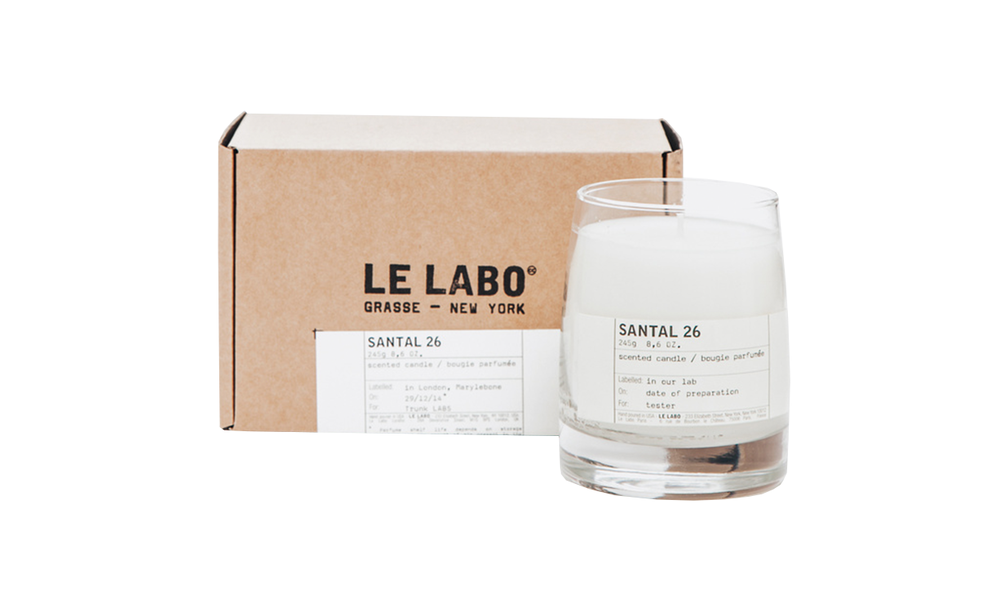 СВЕЧА SANTAL 26, LE LABO, BARNEYS.COM
