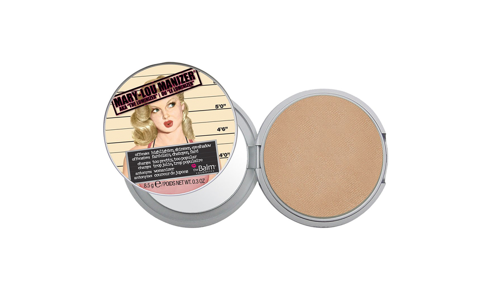 ХАЙЛАЙТЕР THE BALM MARY-LOU MANIZER, PARFUMS.UA, 660 ГРН.