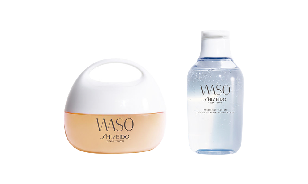 SHISEIDO WASO CLEAR MEGA HYDRATING CREAM,  LETU.UA, 1569 ГРН ; SHISEIDO WASO FRESH JELLY LOTION,  LETU.UA, 1179 ГРН .