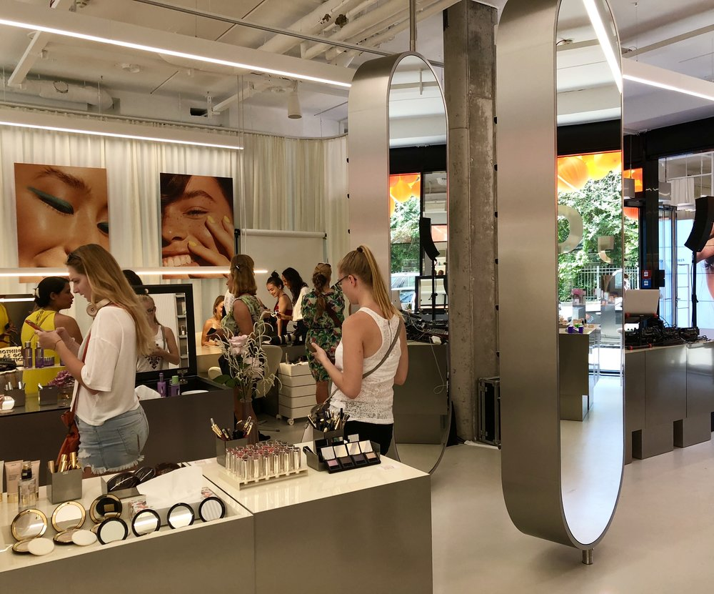 ZALANDO BEAUTY STATION