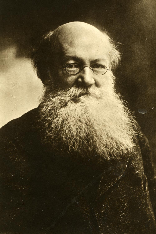 Piotr Aleksijevitj Kropotkin.