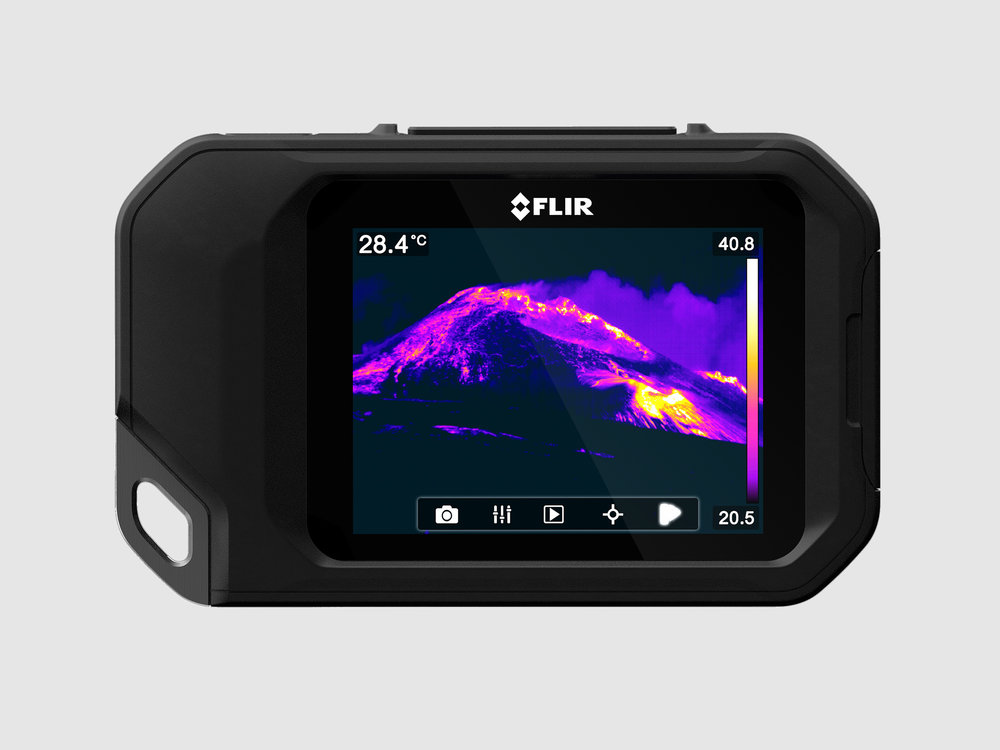 FLIR  More than meets the eye  Design Strategy, Industrial Design