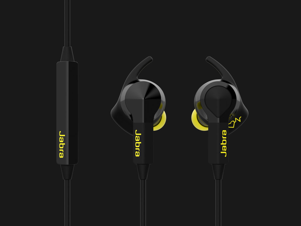 Jabra  Your heartbeat in your ear  Industrial Design, UX, CMF