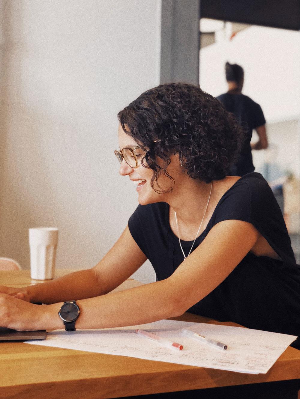 <strong>Ana Barbosa</strong><br> Senior UX Designer <br>ana@above.se<br>+46 76 409 9509