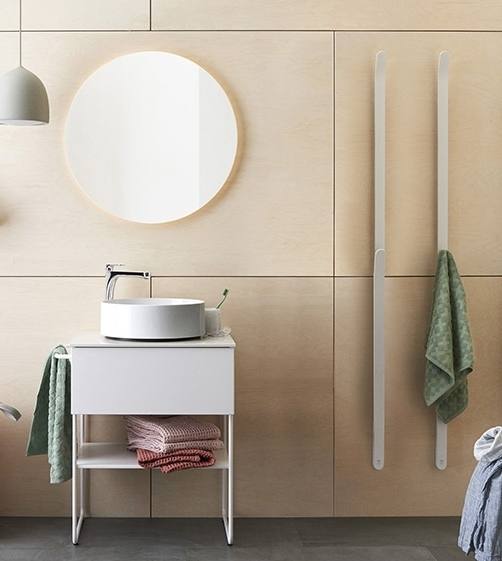 Iconic Nordic Rooms  A towel dryer worth showing off  Design Research, Industrial Design, Mechanical & Electronic Engineering