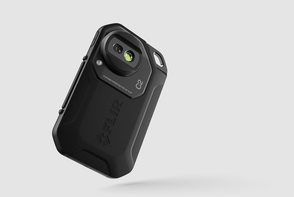Flir  More than meets meets the eye  Industrial design
