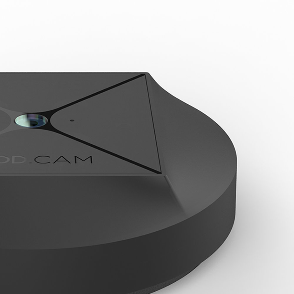 Modcam  Intelligent vision  Branding, Industrial design, UX, Mechanical engineering