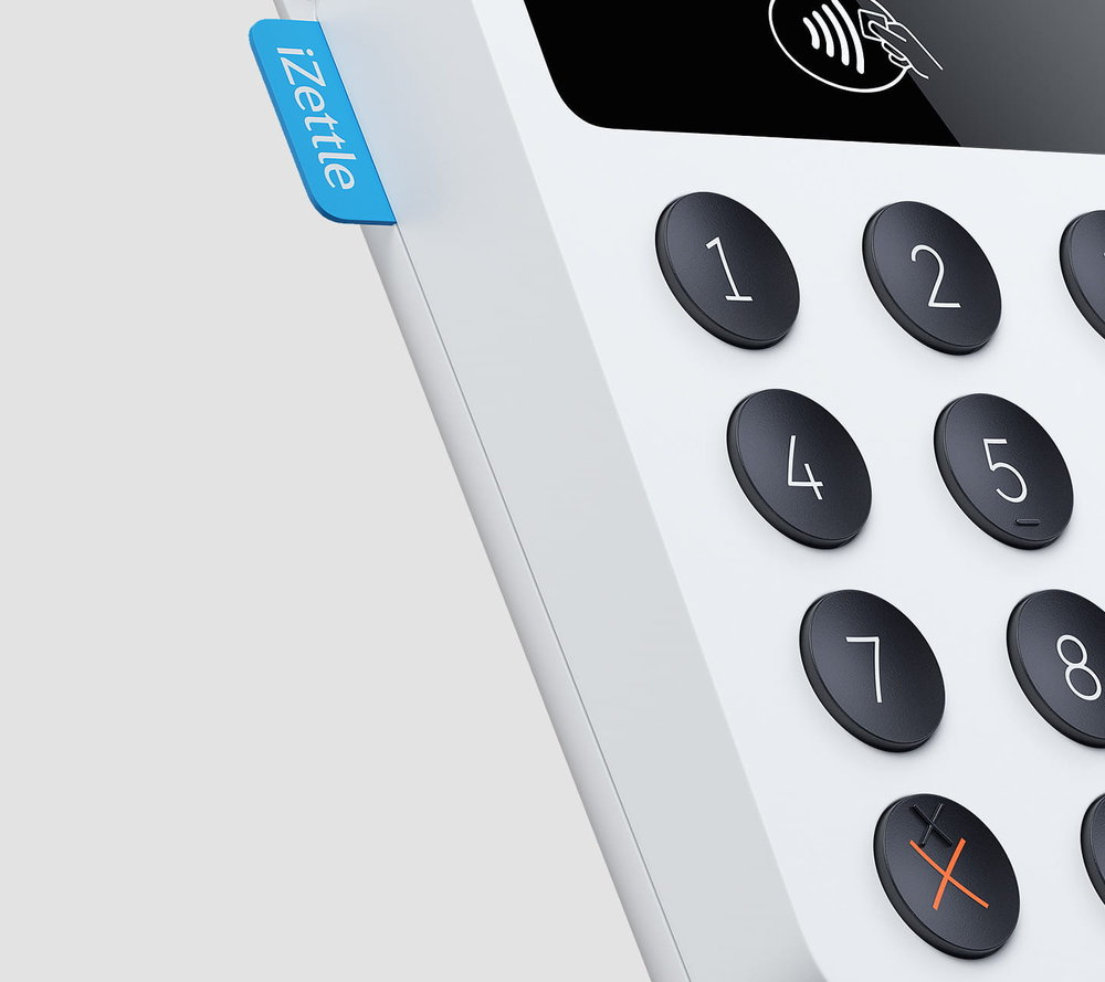 iZettle  Mobile payments made easy  Holistic Design