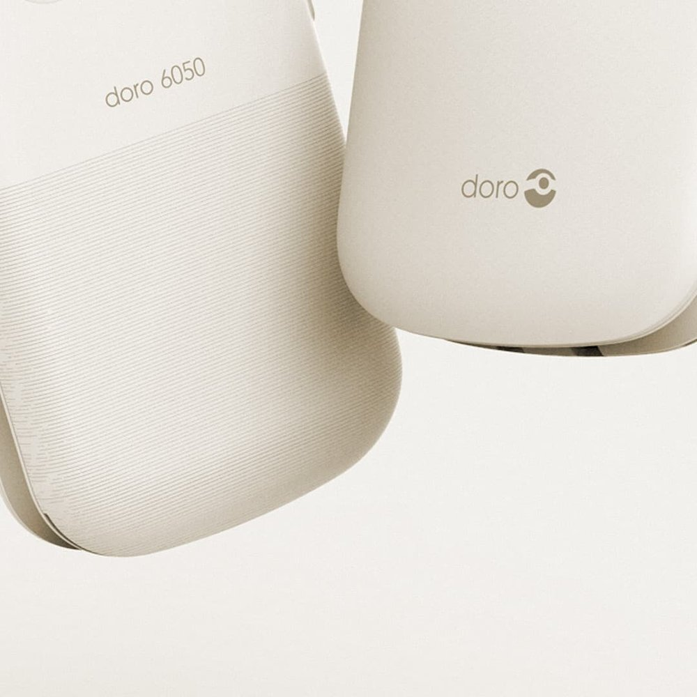 Doro   Age is just a number  Design Research, Industrial Design
