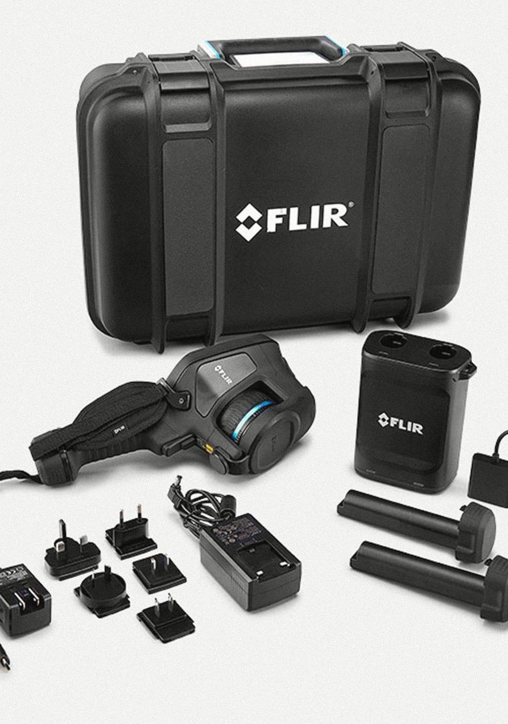 FLIR  Revolutionizing infrared  Industrial design & UX/UI Design